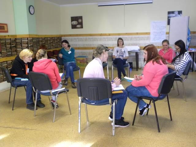 Warsztaty umiejętności wychowawczych dla rodziców 2015